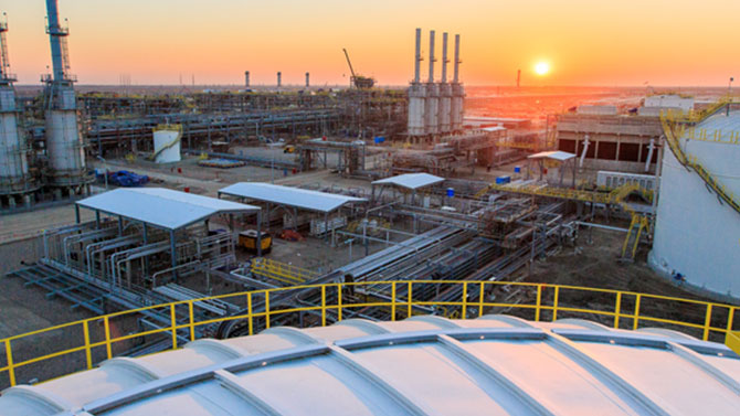 LUKOIL Power Plant Project At West Qurna 2